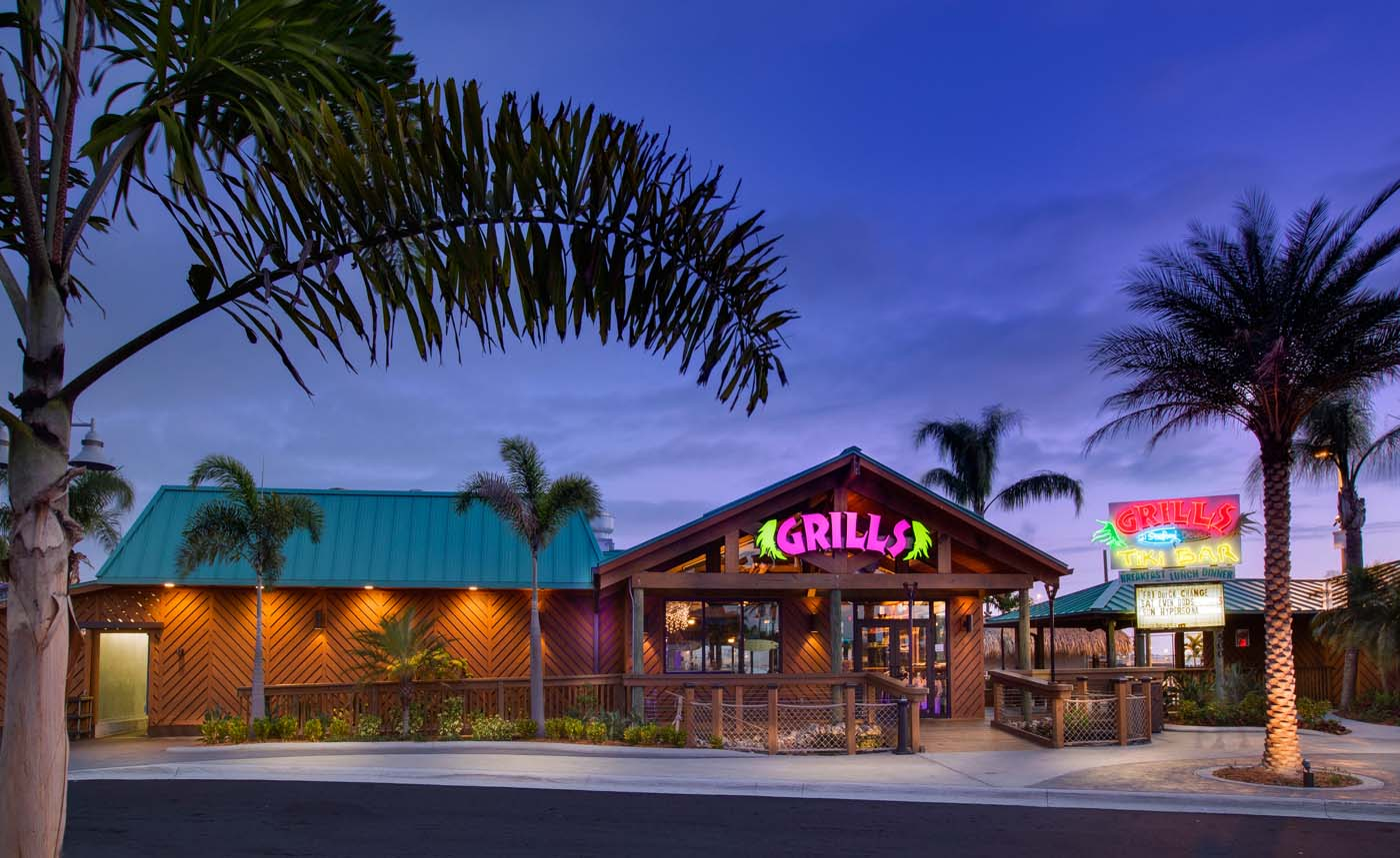 Tiki Bar Daytona Beach Fl