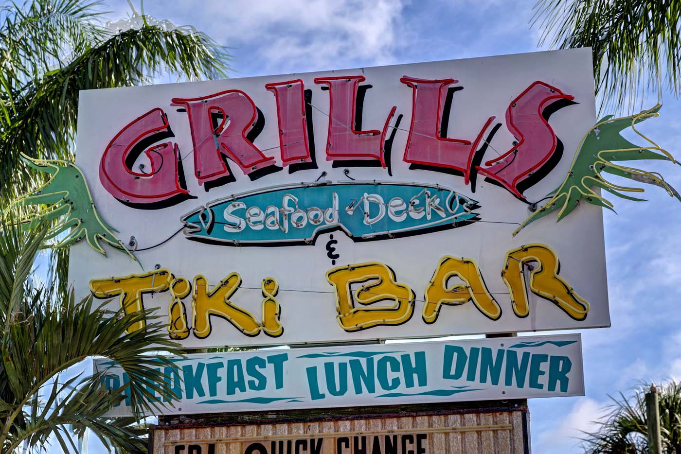 Grills Seafood Waterfront Restaurant Orlando Port Canaveral