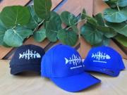 fish bone hat