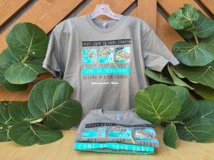 good better best lionfish tshirt