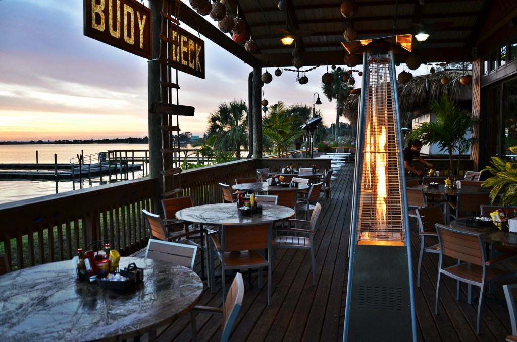 Relax enjoy breakfast on the water grills seafood deck tiki bar - Grills seafood deck tiki bar ...