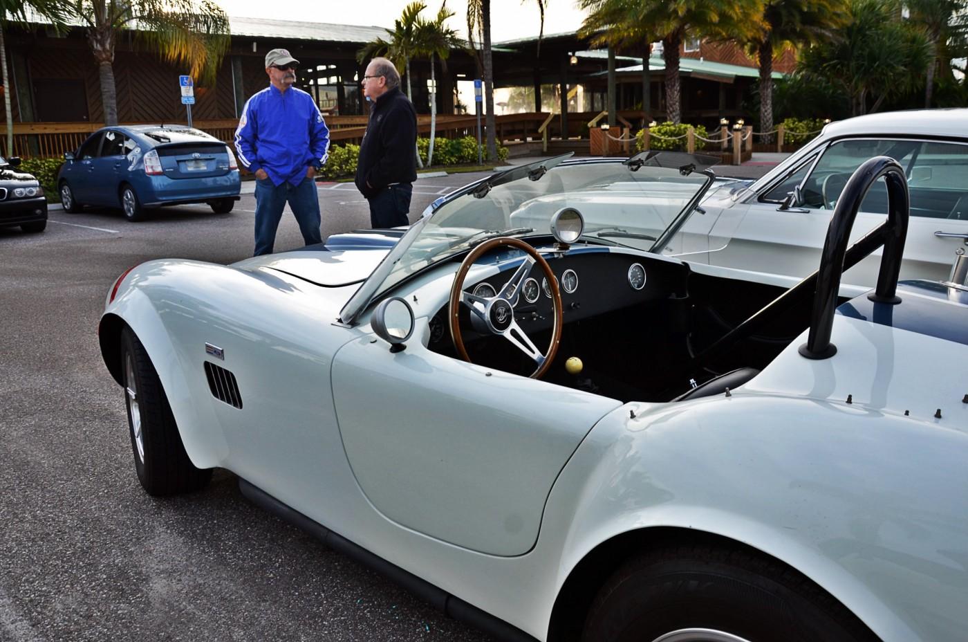 Cobra auto club grills riverside breakfast