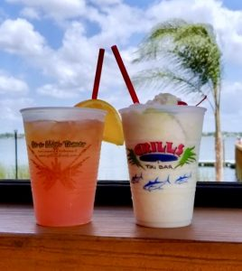 drinks with friends for romantic waterfront date night outdoor seating drink specials